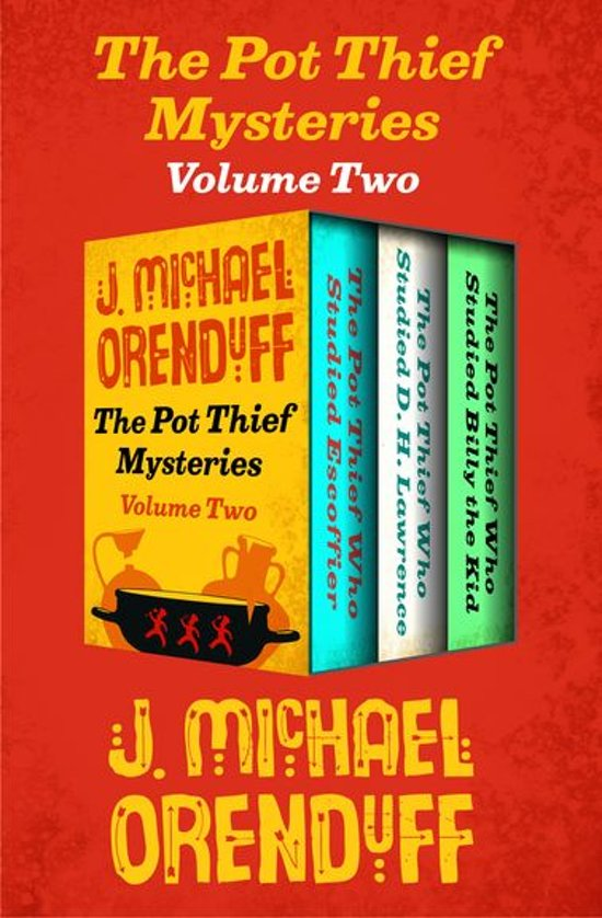 The Pot Thief Mysteries Volume Two