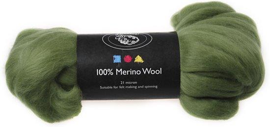 Merino wol,  21 micron, cactus, Zuid-Amerika, 100gr