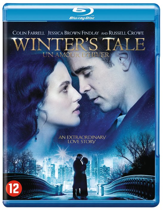DVD cover van Winters Tale (Blu-ray)