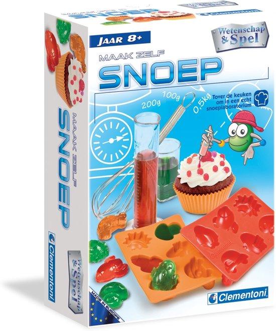 Clementoni Maak Zelf Snoep