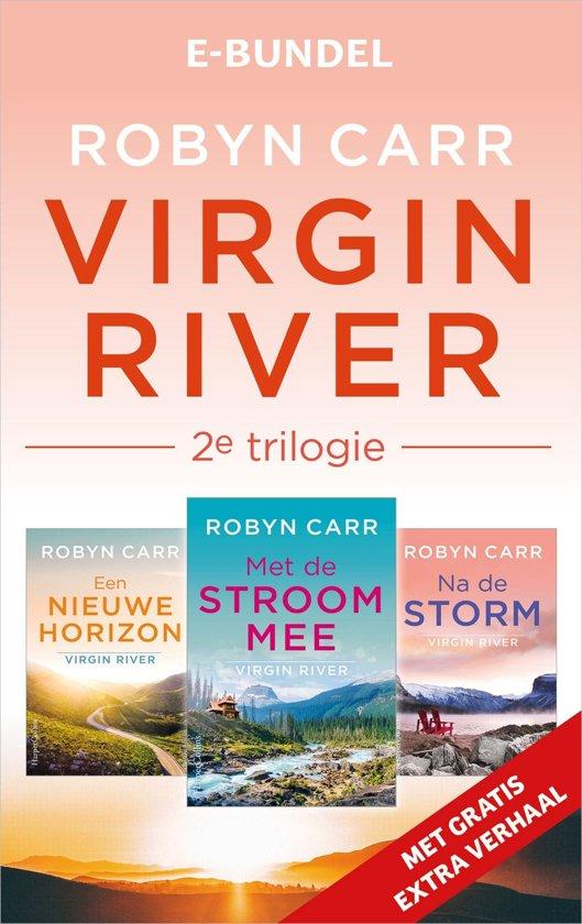 Virgin River 2e trilogie: Een nieuwe horizon / Met de stroom mee / Na de storm - eBundel