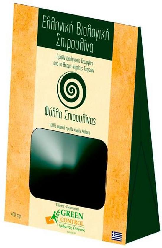 Spirulina Line Bio Spirulina flakes voedingssupplement - 15gr