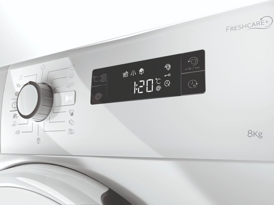 Whirlpool Wasautomaat 8KG FWFBE81683WE