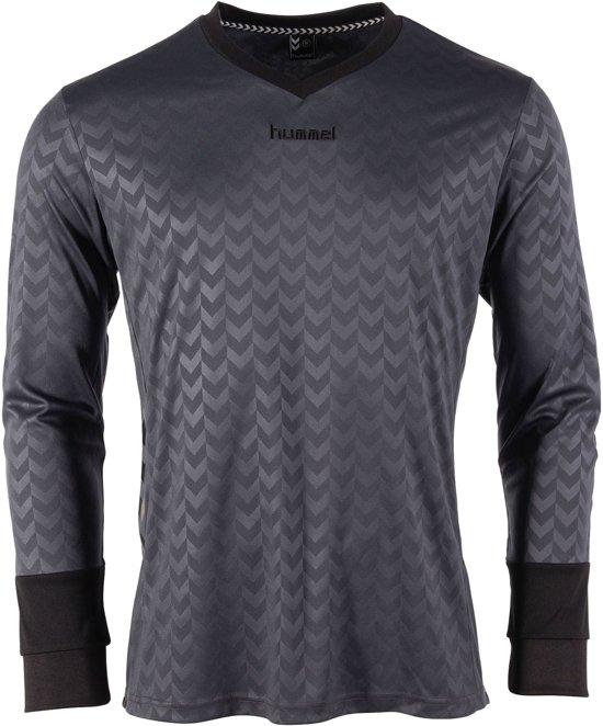 hummel Hannover Keeper Shirt Sportshirt Kinderen - Grijs