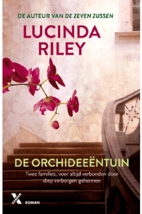 Boek cover De orchideeëntuin van Lucinda Riley (Paperback)