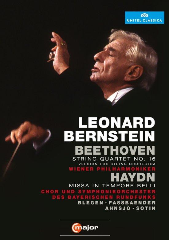 Leonard Bernstein, Beethoven, Haydn