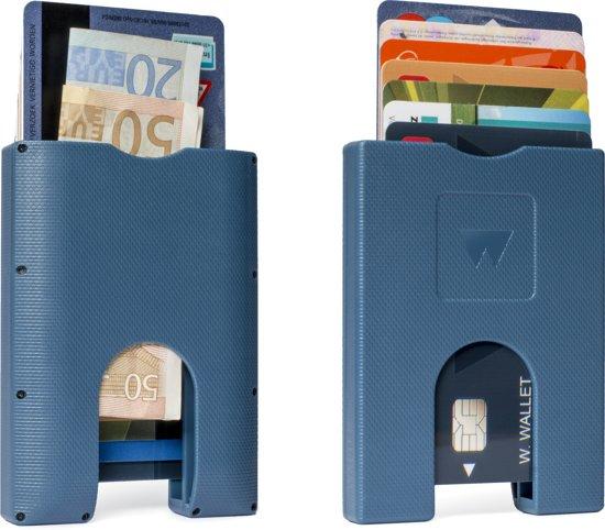 Walter Wallet - Creditcardhouder - Donkerblauw