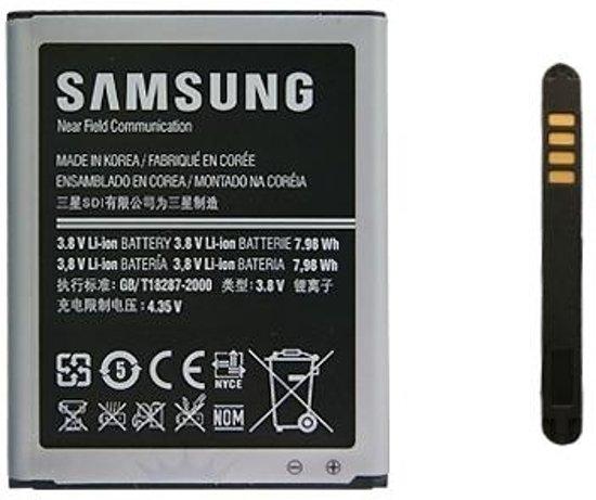 Samsung Galaxy 19300 S3 Neo Batterij origineel NFC EB-L1G6LLU