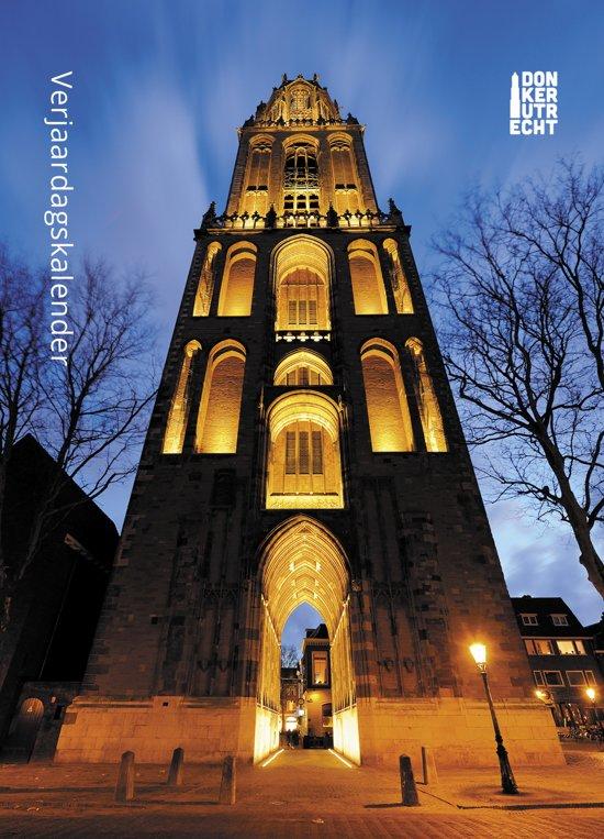 Donker Utrecht kalender: verjaardagskalender