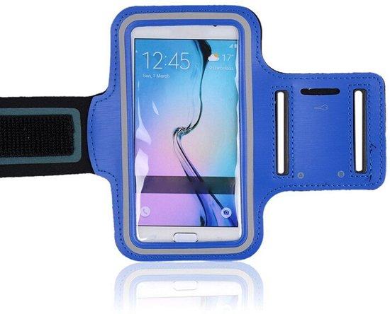 Brassard Sportif Bleu Pour Samsung Galaxy S5 4cgZgUxz