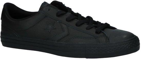 Converse Sp Ox Sneaker laag gekleed Heren Maat 42,5 Zwart;Zwarte BlackBlackBlack