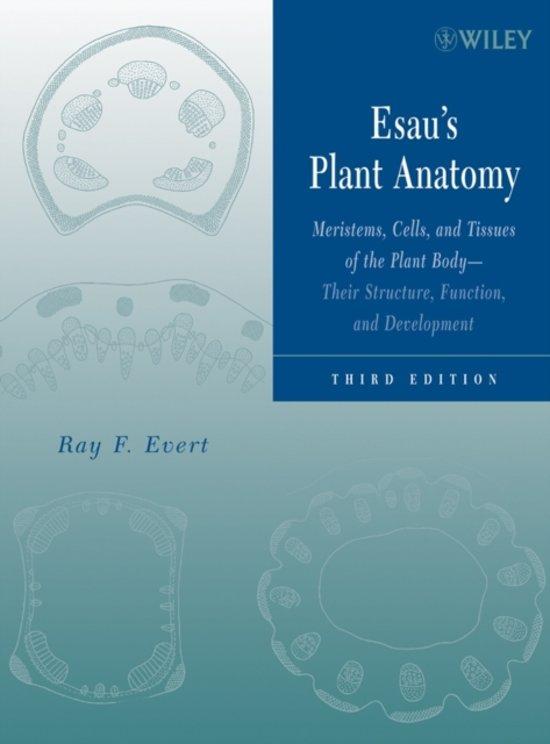 bol.com | Esau\'s Plant Anatomy, Susan E. Eichhorn | 9780471738435 ...