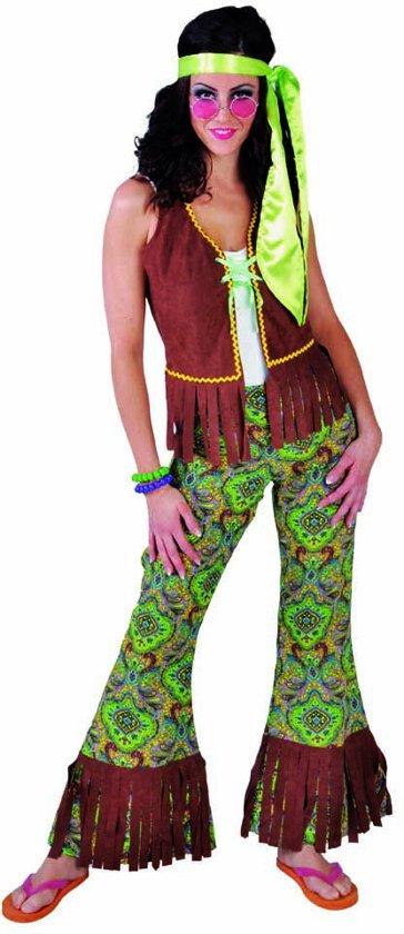 Carnavalskleding Dames Maat 48.Bol Com Summer Of Love Hippie Kostuum Voor Dames Maat 46 48 Magic