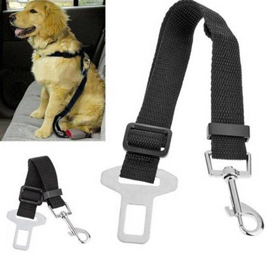 Hondengordel - Honden autogordel - Veiligheidsgordel hond