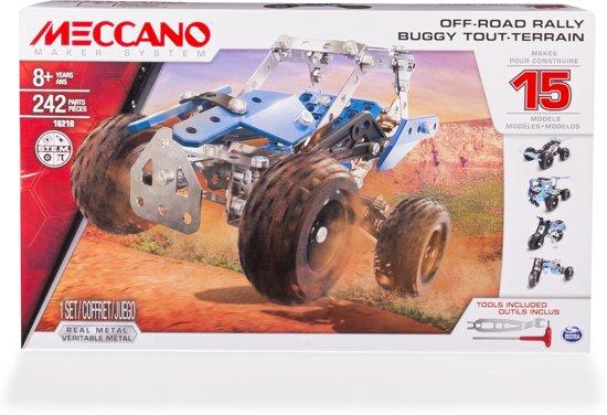 Meccano ATV 15 Modellen - Constructiespeelgoed