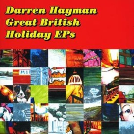 Great British Holiday Songs Eps [cd + Dvd]
