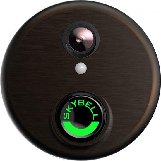 SkyBell HD WiFi Video Deurbel (Brons)