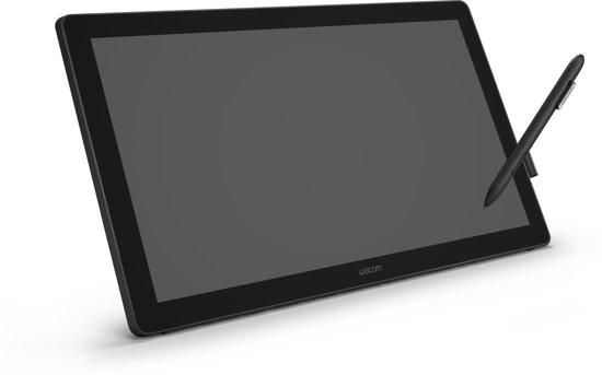 Wacom DTK-2451 23.8'' 1920 x 1080Pixels Single-touch Multi-gebruiker Zwart touch screen-monitor