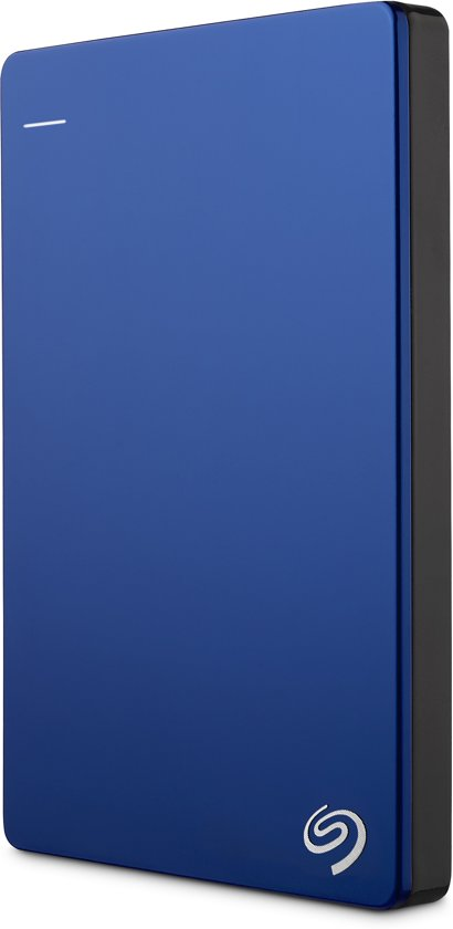 Seagate Backup Plus Slim 2 TB - Blauw