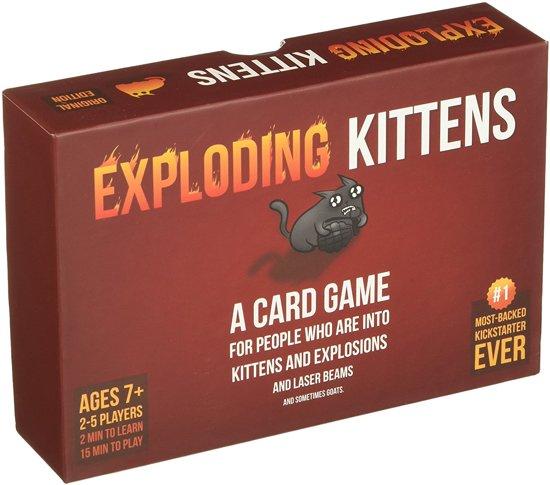 Afbeelding van het spel Exploding Kittens Original Edition