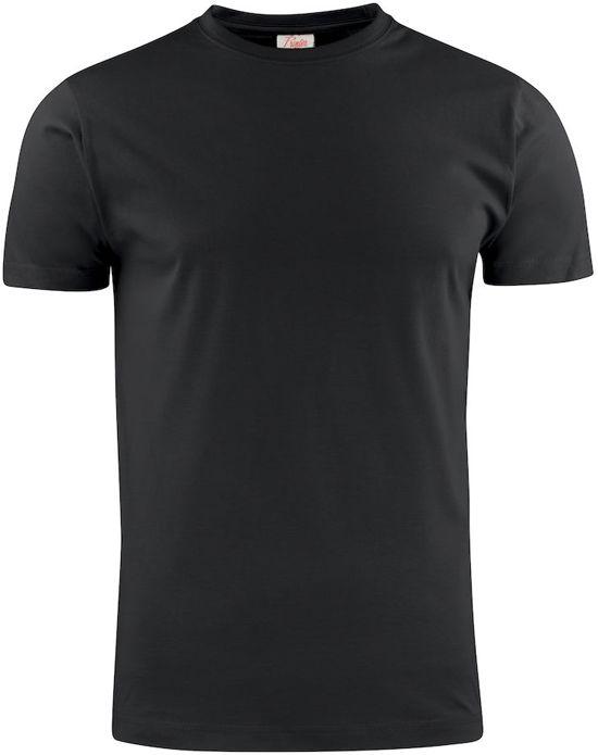 Printer T-shirt RSX man - 2264027 - Zwart - maat XS