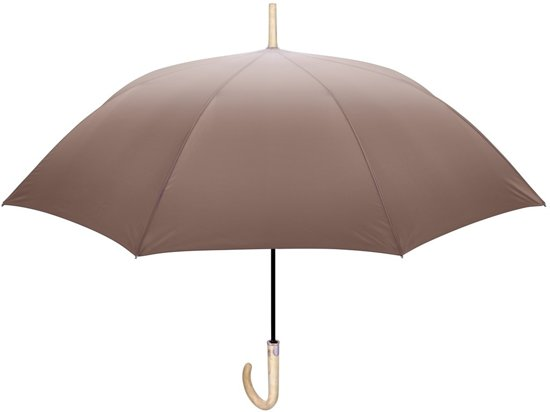 Perletti Paraplu Gradiënt Automatisch 102 Cm Bruin