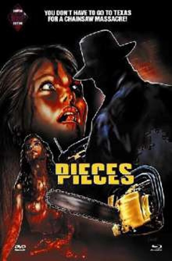 Pieces (Blu-ray & DVD in Hartbox)