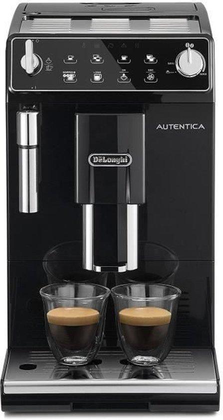 De'Longhi Autentica ETAM29.510B - Espressomachine