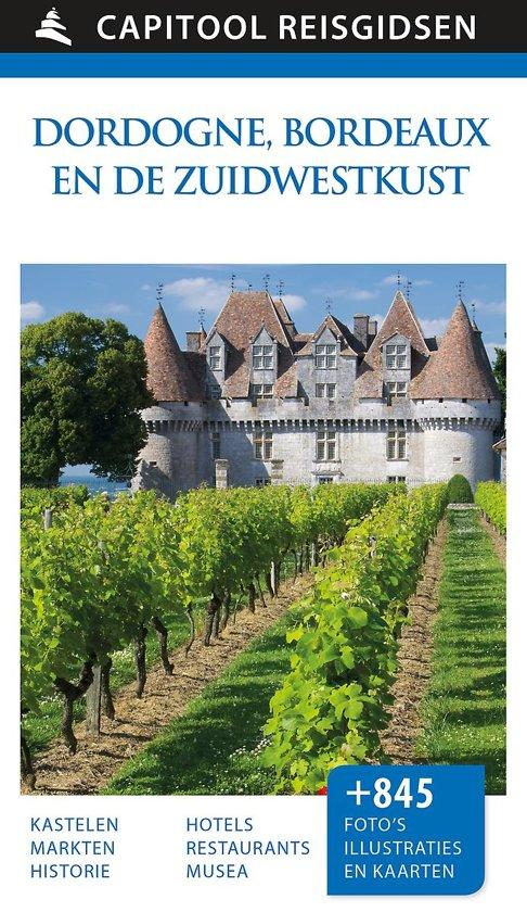 Capitool Reisgids Dordogne & Bordeaux