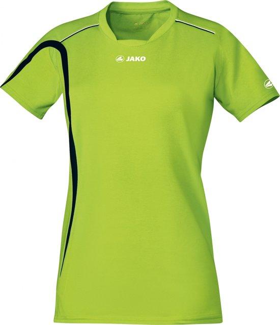 Jako Indoorshirt Match Dames - Sportshirt -  Dames - Maat L - XL - Groen