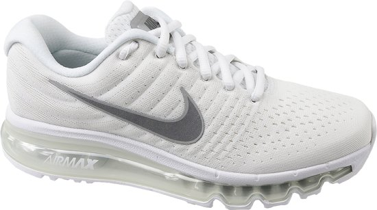 nike air max 2018 dames wit