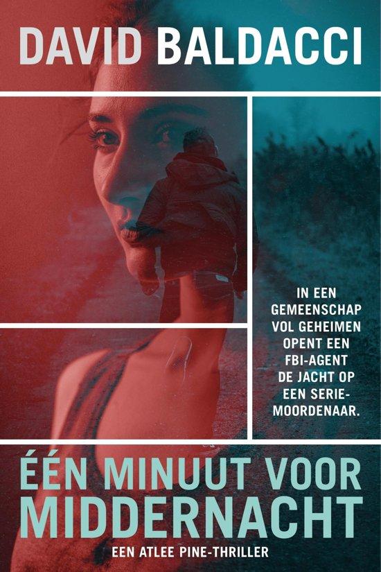Boek cover Eén minuut voor middernacht van David Baldacci (Onbekend)