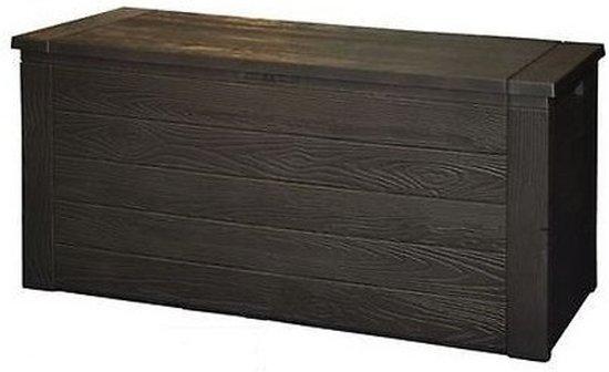 Opbergbox Voor Tuingereedschap.Tuin Opbergbox Hout Patroon 120 Cm
