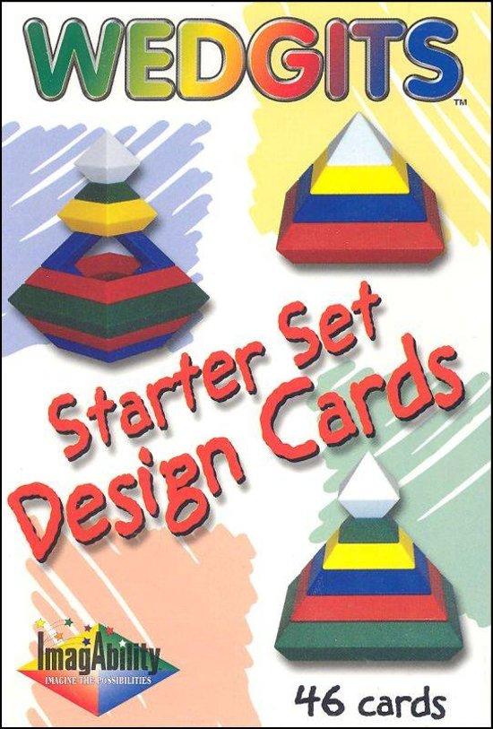Afbeelding van het spel Wedgits - Starter set design cards
