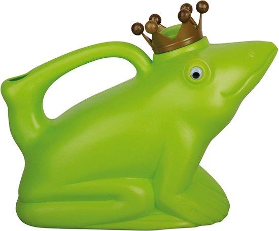 Gieter kikkerkoning groen