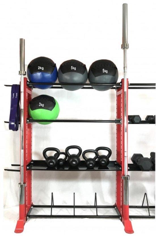 bol com rawfitness multifunctionele fitness opbergsysteemFitness Opbergsystemen #5