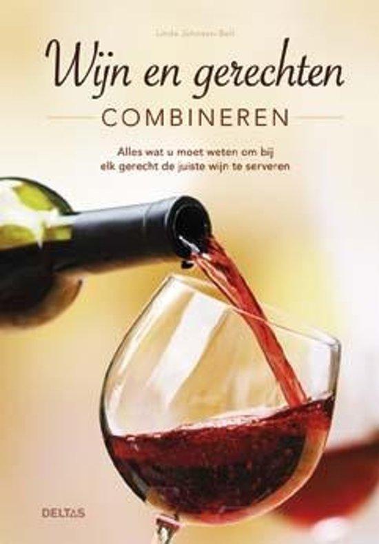 Boek cover Wijn en gerechten combineren van Linda Johnson-Bell (Hardcover)