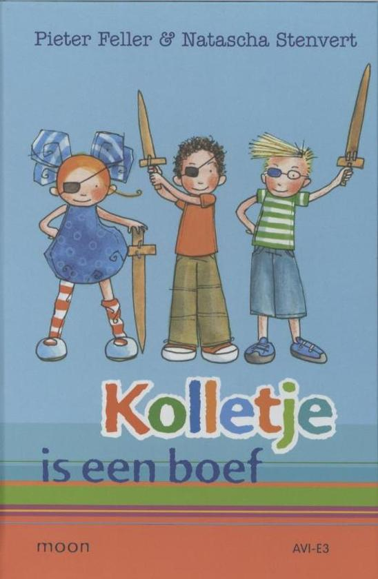 Kolletje is een boef