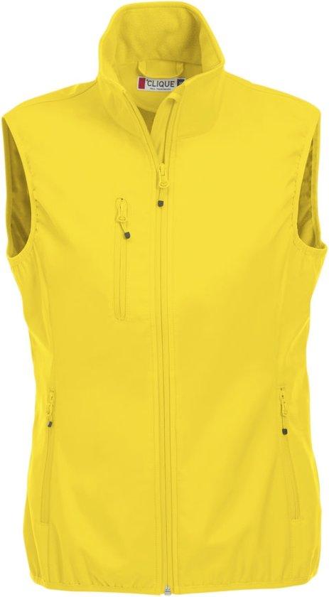 Craft S Bodywarmer Basic Ds Softshell Lemon On17Ox6w