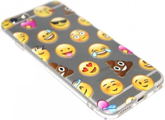bol com   Emoticons smileys hoesje siliconen iPhone 6 / 6S