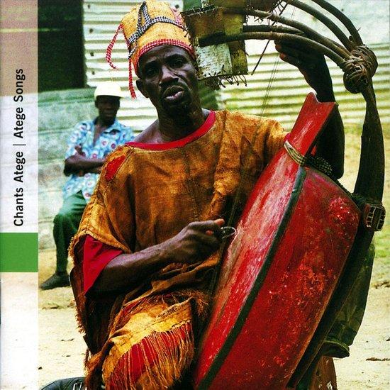 Gabon/ Chants Atege