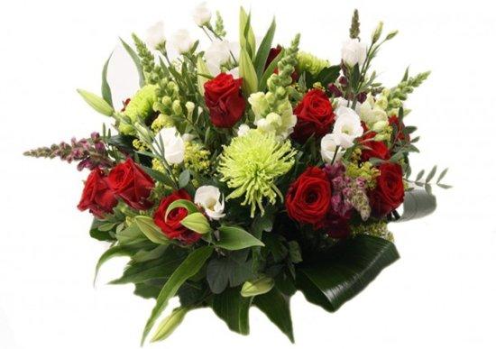 afbeelding bloemen boeket