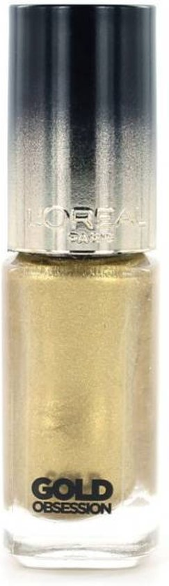 L'Oréal Paris Color Riche Gold Obsession 46 Pure Gold Goud nagellak
