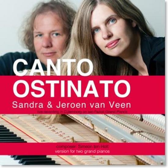 Jeroen & Sandra Van Veen - Canto Ostinato
