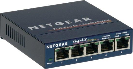 Netgear ProSAFE GS105 - Switch