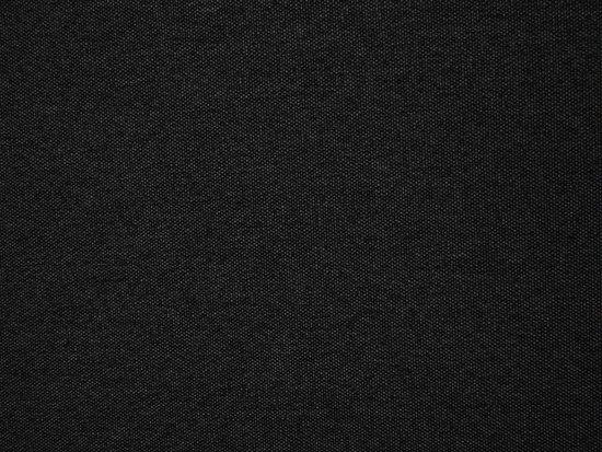 Beliani Vienne Bed Zwart polyester