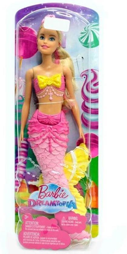 Barbie Dreamtopia Zeermeermin Roze