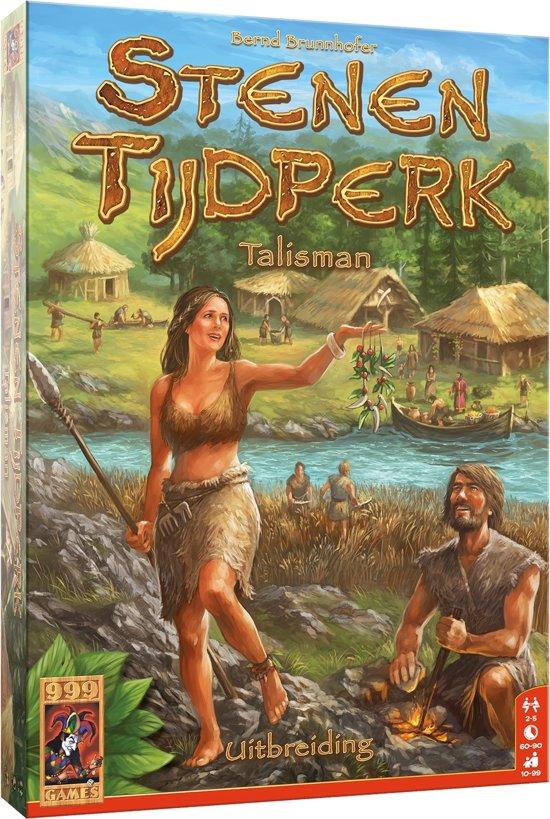 Afbeelding van het spel Het Stenen Tijdperk: Talisman - Indoor Actiespel