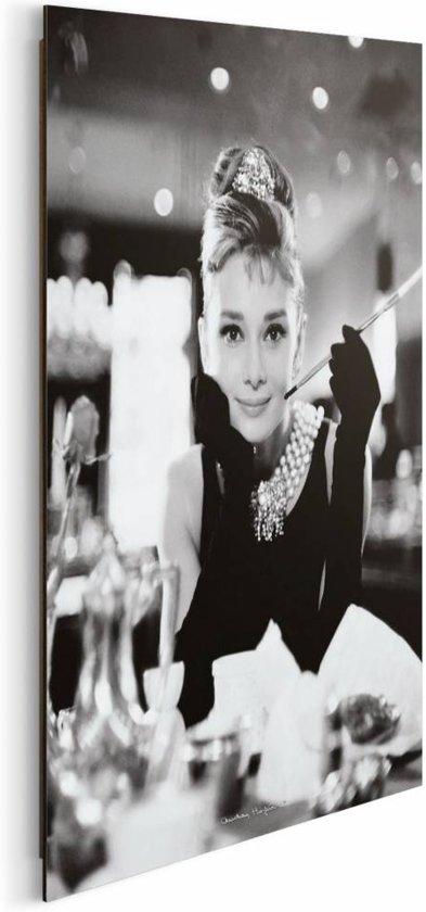 Bolcom Audrey Hepburn Breakfast At Tiffanys Schilderij 40 X