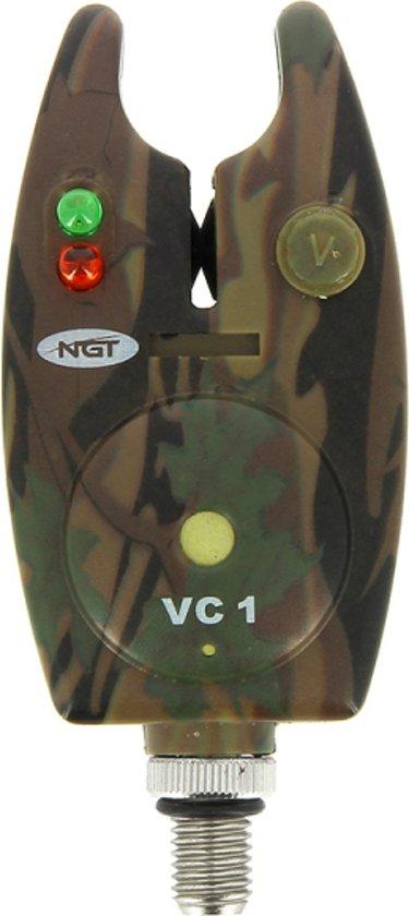 NGT VC-1 Camo Beetmelder - Instelbaar Volume - Waterdicht - Inclusief opbergcase - Camouflage